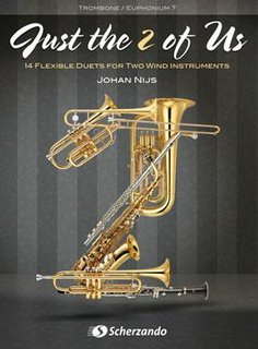 Just the 2 of Us - Trombone/Euphonium