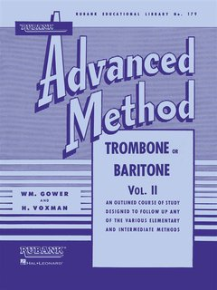 Rubank Advanced Method Volume 2