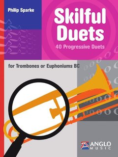 Skilful Duets for Trombones or Euphoniums (BC)