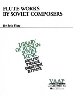 Flute Works by Soviet Composers