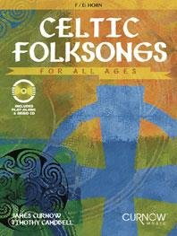 Celtic Folksongs for All Ages - Horn (F/Es)