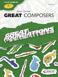 Great Composers - Alto Saxophone