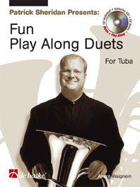 Fun Play Along Duets - Tuba in Es (BC/TC)