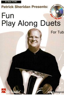 Fun Play Along Duets - Tuba in B (BC/TC)