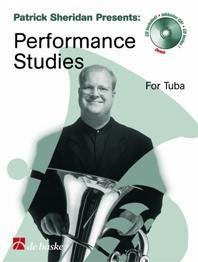 Performance Studies for Tuba in Eb (TC/BC)