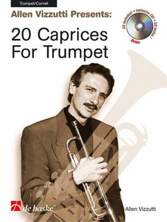 20 Caprices for Trumpet