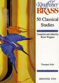 50 Classical Studies for Trumpet