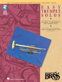 Canadian Brass Book of Easy Trumpet Solos