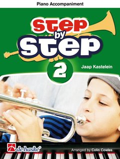 Step by Step 2 - Trumpet - Piano Accompaniment