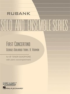 First Concertino