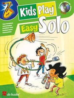 Kids Play Easy Solo - Tenorsaxophon