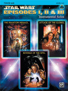 Star Wars: Episodes I, II & III - Instrumental Solos - Tenor S...