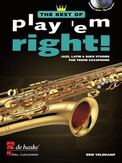 The Best of Play em Right - Tenor Sax