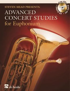 Advanced Concert Studies for Euphonium BC