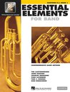 Essential Elements 2000 - Book 1 - Baritone (B.C.)