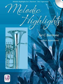Melodic Highlights - Bariton (C)