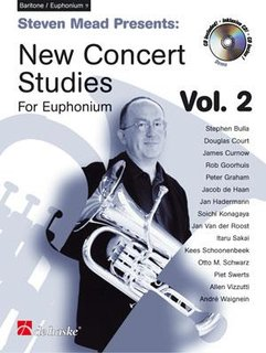 New Concert Studies for Euphonium 2