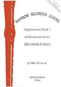 Rainbow Recorder Scheme - Supplementary Book 1