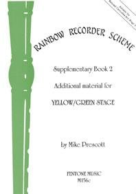 Rainbow Recorder Scheme - Supplementary Book 2