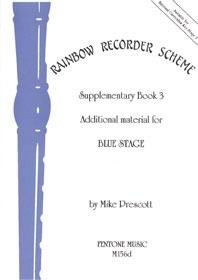 Rainbow Recorder Scheme - Supplementary Book 3