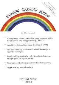 Rainbow Recorder Scheme - Teachers Pack