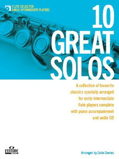 10 Great Solos - Flute