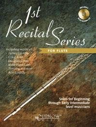 1st Recital Series for Flute