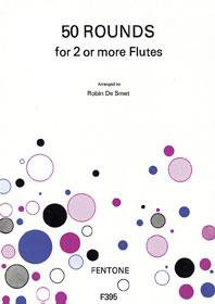50 Rounds for 2 or more Flutes
