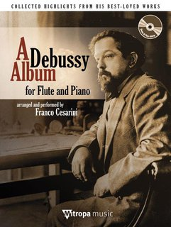 A Debussy Album for Flute and Piano