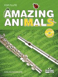 Amazing Animals for Flute