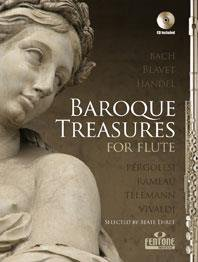 Baroque Treasures for Flute
