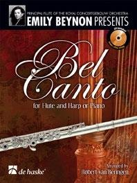 Bel Canto for Flute and Harp or Piano