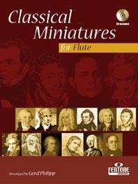 Classical Miniatures for Flute