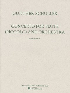 Concerto for Flute (Piccolo) and Orchestra