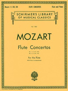 Concerto No. 1 in G Major, K. 313/Concerto No. 2 in D Major, K...