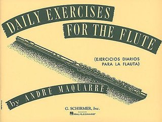 Daily Exercises for Flute