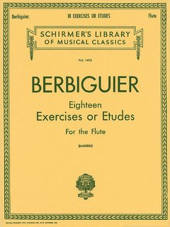Eighteen Exercises or Etudes