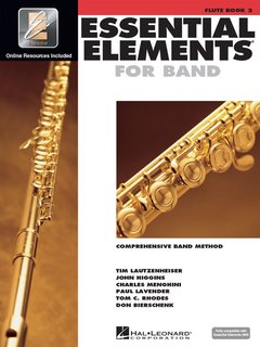 Essential Elements 2000 - Book 2 - Flute