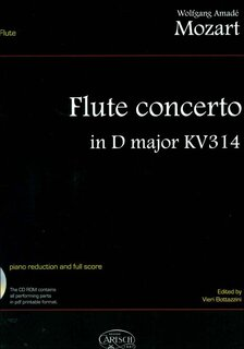 Flute Concerto in D Major KV 314