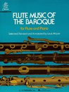 Flute Music of the Baroque Era