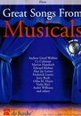 Great Songs from Musicals - Querflöte