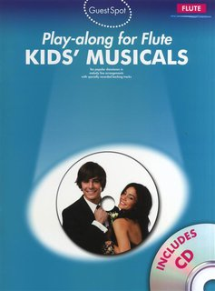 Guest Spot: Playalong Kids Musicals