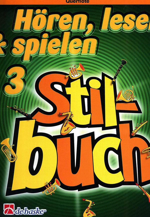 lesen Hören spielen Buch und CD De Haske Band 1 Querflöte