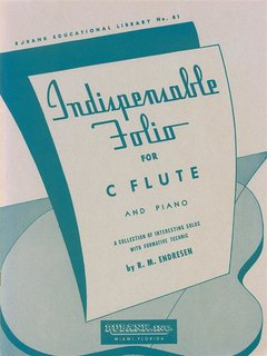 Indispensable Folio - Flute and Piano