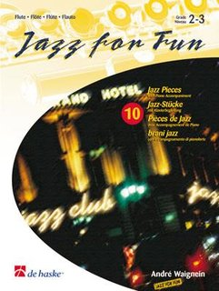 Jazz for Fun - Querflöte