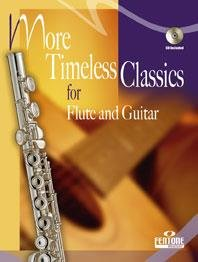 More Timeless Classics for Flute and Guitar