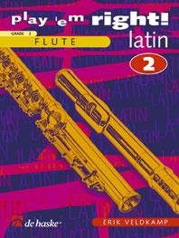 Play em Right! - Latin 2 - Querflöte