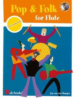 Pop & Folk for Flute