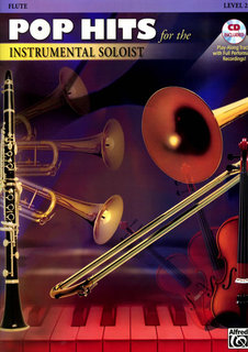 Pop Hits for the Instrumental Soloist - Querflöte