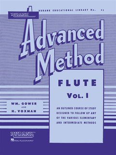 Rubank Advanced Method Volume 1